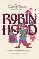Robin Hood Disney Fine Art Print