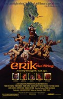 Erik the Viking Wall Poster