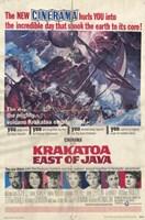 """Krakatoa East of Java - 11"""" x 17"""""""