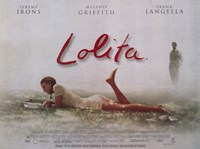 "Lolita Irons Griffith Langella - 17"" x 11"""