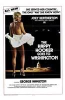 "The Happy Hooker Goes to Washington - 11"" x 17"" - $15.49"