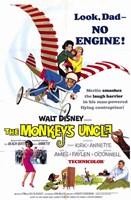 "Monkeys Uncle - 11"" x 17"""