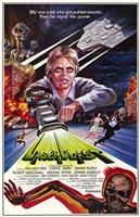 "Laserblast - 11"" x 17"""