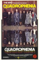 """Quadrophenia A Way of Life - 11"""" x 17"""""""