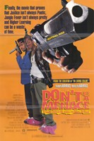 """Don't Be a Menace to South Central Wayans Brothers - 11"""" x 17"""" - $15.49"""