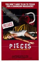 "Pieces - 11"" x 17"""