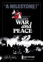 "War and Peace - A Milestone - 11"" x 17"""