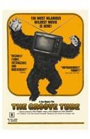"""The Groove Tube - 11"""" x 17"""""""