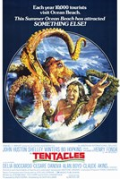 """Tentacles The Film - 11"""" x 17"""" - $15.49"""