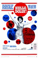 Hello Dolly Barbera Streisand Wall Poster
