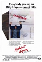 "Midnight Express Billy Hayes - 11"" x 17"", FulcrumGallery.com brand"