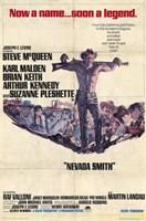 "Nevada Smith - Now a name.. Soon a legend - 11"" x 17"""