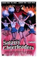 """Satan's Cheerleaders - 11"""" x 17"""" - $15.49"""