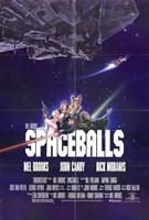 "Spaceballs Brooks Candis Moranis - 11"" x 17"", FulcrumGallery.com brand"