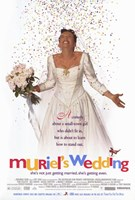 "Muriel's Wedding - 11"" x 17"", FulcrumGallery.com brand"