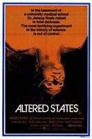 """Altered States William Hurt - 11"""" x 17"""""""