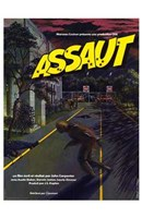 "Assault on Precinct 13 - 11"" x 17"""