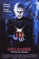 """Hellraiser - 11"""" x 17"""""""