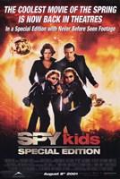 "11"" x 17"" Spy Kids"