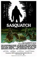Sasquatch  the Legend of Bigfoot Wall Poster