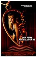 """Twin Peaks: Fire Walk with Me Locket - 11"""" x 17"""""""