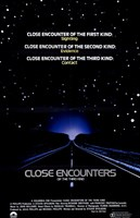 "Close Encounters of the Third Kind Sighting Evidence Contact - 11"" x 17"""
