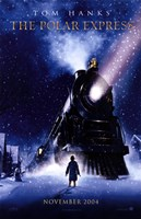 The Polar Express Tom Hanks Wall Poster