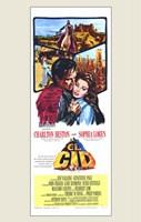 "El Cid - Tall - 11"" x 17"""