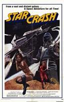 """Starcrash - 11"""" x 17"""""""