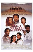 """Much Ado About Nothing Emma Thompson - 11"""" x 17"""""""