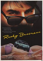 """Risky Business Cruise Driving - 11"""" x 17"""""""