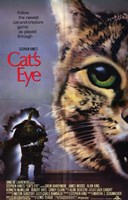 Cat's Eye Wall Poster