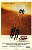 """Invasion of the Body Snatchers From Depp Sapce... - 11"""" x 17"""" - $15.49"""