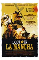 "Lost in La Mancha - 11"" x 17"""