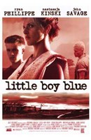 """Little Boy Blue - 11"""" x 17"""""""