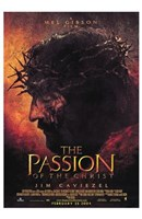 """The Passion of the Christ - Man with thorns on his head - 11"""" x 17"""""""