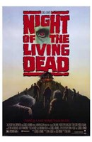 Night of the Living Dead Fine Art Print