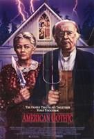 "American Gothic, 1988, 1988 - 11"" x 17"""