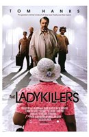 The Ladykillers - movie poster Wall Poster