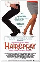 "Hairspray - legs - 11"" x 17"""