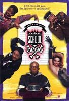 "School Daze - 11"" x 17"""