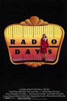 "Radio Days - 11"" x 17"""