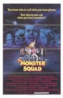 The Monster Squad Wall Poster