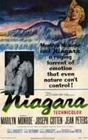 "Niagara Marilyn Monroe - 11"" x 17"""