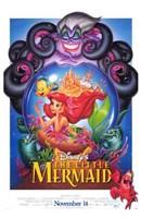 "The Little Mermaid Ariel - 11"" x 17"""