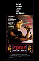"""Eddie and the Cruisers - 11"""" x 17"""""""