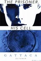 "Gattaca The Prisoner. His Cell. - 11"" x 17"""