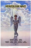 """Heaven Can Wait - 11"""" x 17"""" - $15.49"""