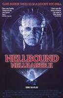 """Hellbound: Hellraiser 2 - 11"""" x 17"""""""
