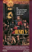 "Henry V - King who defeated - 11"" x 17"""